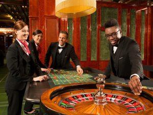croupier roulette